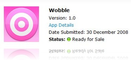 wobble ready for sale now