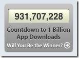 1 billion sales